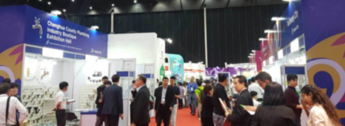 Trade shows of architecture and building materials, Taiwan Expo of ASEAN