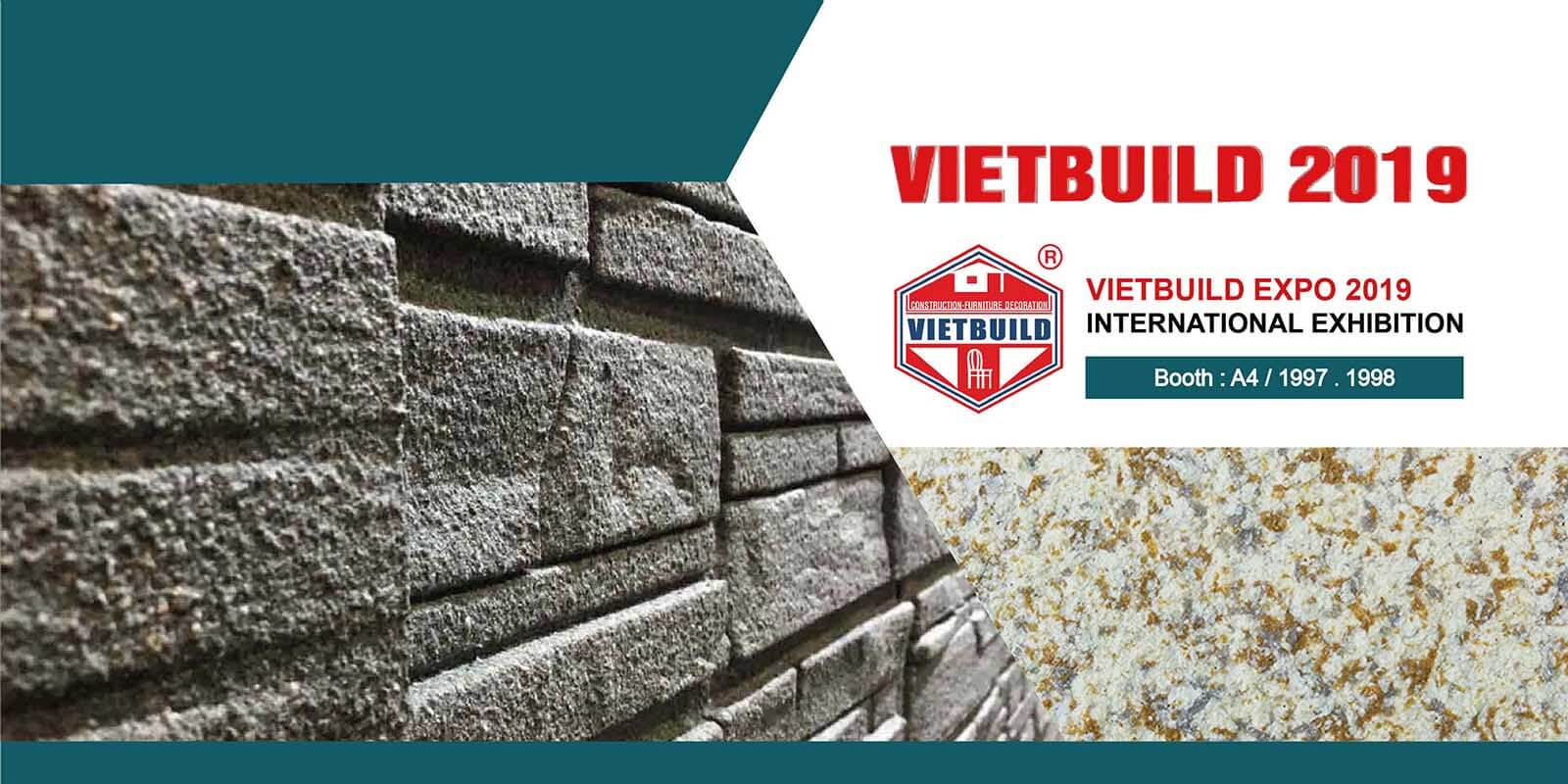 VIETBUILD June 2019 - ADD STONE