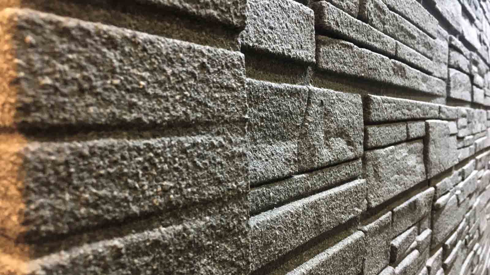ADD STONE Texture Panel, simple and fast creation of slate texture wall